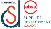 Absa Business Day Supplier Development Awards Logo